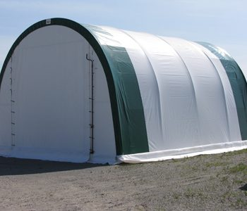 Portable Buildings 30 Fabric Single Truss Structures