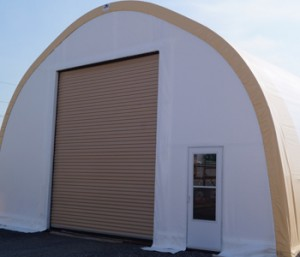 32 Portable Fabric Building