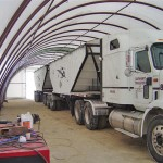 On Farm Grain Truck Storage
