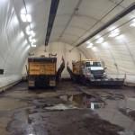 Industrial Vehicle Storage Building
