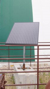 Solar fabric buildings