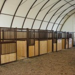 Horse Stable Building
