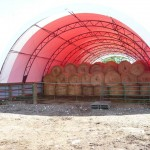 Hay Storage Shelter - Protect Your Hay