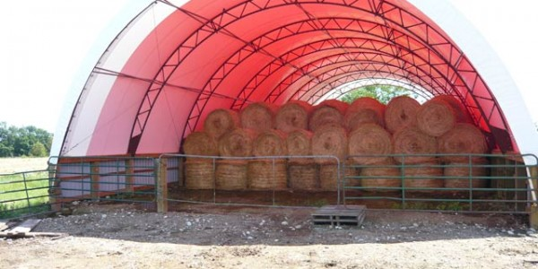Hay Storage Building - Preserve Your Hay