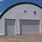 Dairy Cattle Barn Door Options