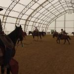 Riding Arena at Camp Nakamun